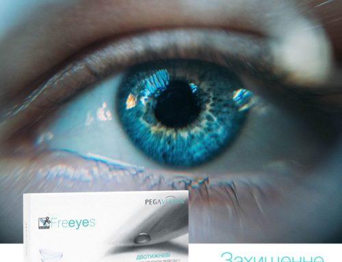 FREEYES контактные линзы блокируют попадание синего света в ваши глаза